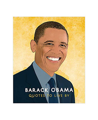 Barack Obama: Quotes To Live By (Little Books)