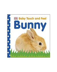 Baby Touch And Feel Bunny