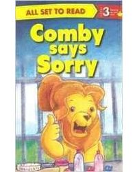 All Set To Read Readers Level 3 Comby Says Sorry