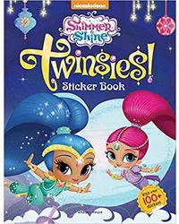 Twinsies- Sticker Book For Kids