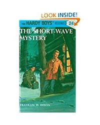 Hardy Boys# 24 The Short Wave Mystery