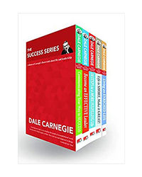 The Success Series (Dale Carnegie) : 5 Volume Boxed Set