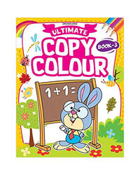 Ultimate Copy Colour Book 3