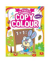 Ultimate Copy Colour Book 3