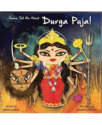 Amma Tell Me About Durga Puja