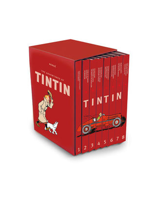 The Tintin Collection: The Adventure Of Tintin He Adventures Of Tintin- Compact Editions)