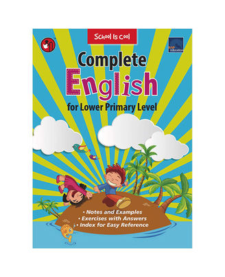 Sap Complete English For Lower Primary Level