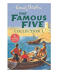 The Famous Five Collection 1: Books 1- 3