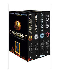 Divergent Box Set (4 In 1)