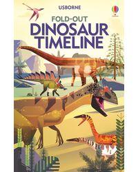 Fold Out Dinosuar Timeline