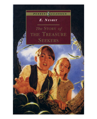 The Story Of The Treasure Seekers: Being The Adventures Of The Bastable Children In Search Of A Fortune