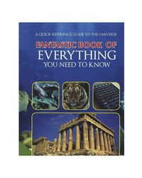 Fantastic Bk Of Everything You Need To Know
