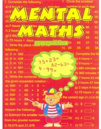 Mental Maths Bindup
