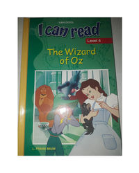 I Can Read The Wizard Of Oz Level 4