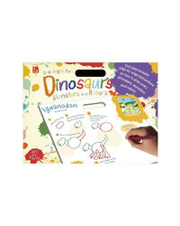 Drawing Is Fun Dinosaurs, Monsters And Robots