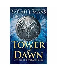 Tower Of Dawn: Throne Of Glass