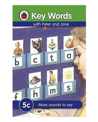 Key Words 5C: More Sounds To Say