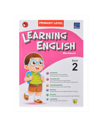 Sap Learning English Workbook Primary Level 2