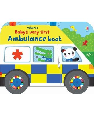 Baby s Very First Ambulance Book
