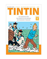 The Adventures Of Tintin Vol 4