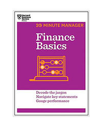 Finance Basics (20- Minute Manager)