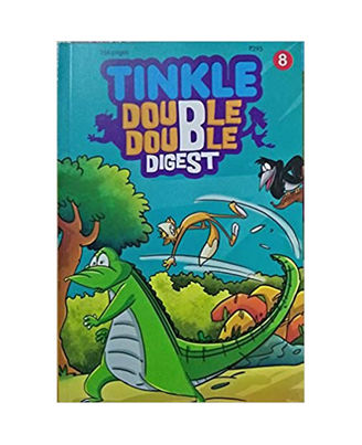 Tinkle Double Double Digest No. 8