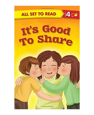It s Good To Share: All Set To Read