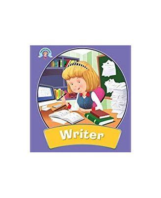 Professions square book write