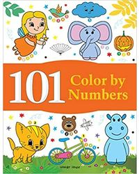 101 Color By Numbers