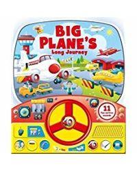 Big Plane's Long Journey