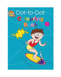 Dot To Dot Colouring Book 4