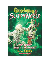 Goosebumps Slappyworld# 8: The Dummy Meets The Mummy!