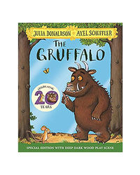 Gruffalo 20th Anniversary Edition