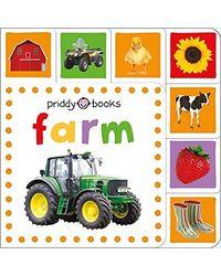 Farm: Mini Tab Book