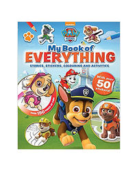 Nickelodeon Paw Patrol My Book Of Everything