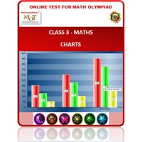 Class 3 Maths - Data Handling & Symmetry - Printable PDF Worksheets (09 Nos)