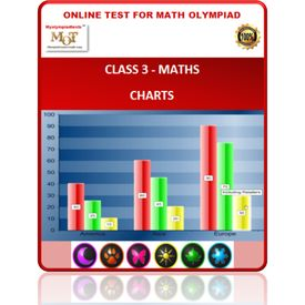 Class 3 Maths - Data Handling & Symmetry - Printable PDF Worksheets (09 Nos)
