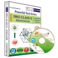 Class 10- IMO Olympiad preparation- Powerful test series (CD)