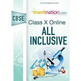 Meritnation- Online CBSE course, All inclusive- Class 10