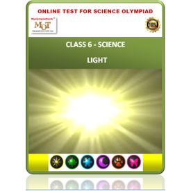 Class 6 Science Worksheets- Light, Shadows and Reflection