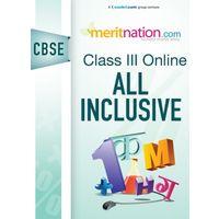 Class 3, CBSE Online course- All inclusive (MT- 3- ADV)