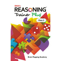 Class 2- Reasoning trainer plus, Mental Ability