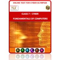 Class 7, Fundamentals of computers, Online test for Cyber Olympiad