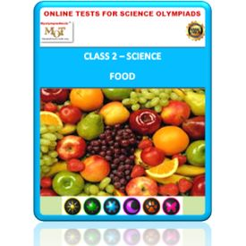 Class 2 Science Worksheets- Food