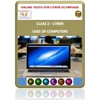 Class 2, Uses of computers, Online test for Cyber Olympiad