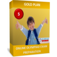 Class 5 NSO IMO IEO preparation - GOLD PLAN.