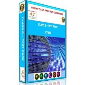 Class 6, Online test pack, Cyber