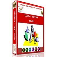 Class 6, Online test pack, Math