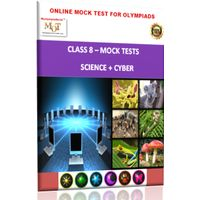 Class 8, Science+ Cyber, Online topic wise tests- MOT