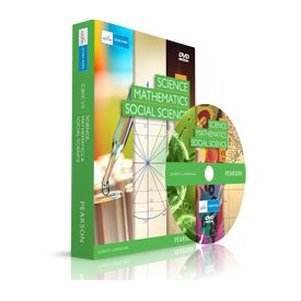 CBSE 7 Combo (Science, Maths, Social Science, 1DVD Pack)